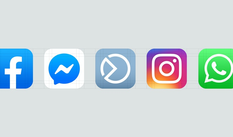 Office Facebook Business Suite App Icon Considerations