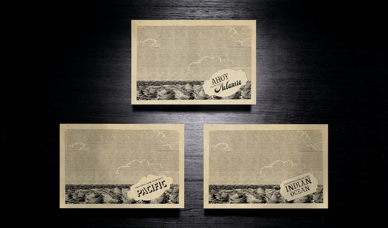 Office 826 Valencia Products - Postcards