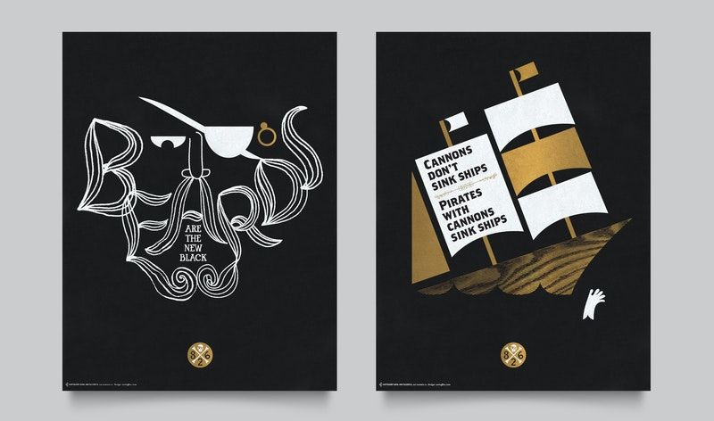 Office 826 Valencia Products - Posters 1