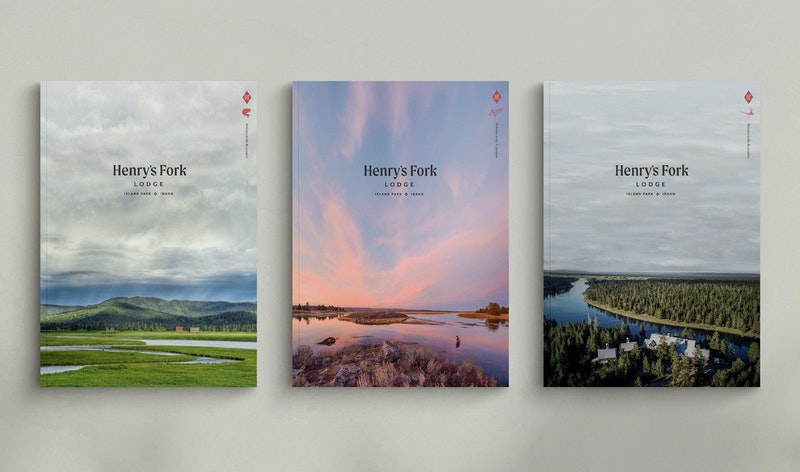 Office HenrysForkLodge Publications Covers