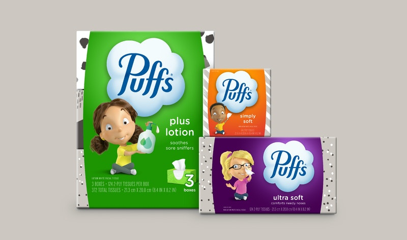 Office Puffs Packaging Architecture