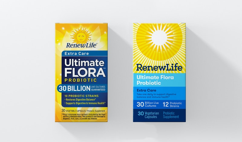 Office Renew Life Packaging Evolution