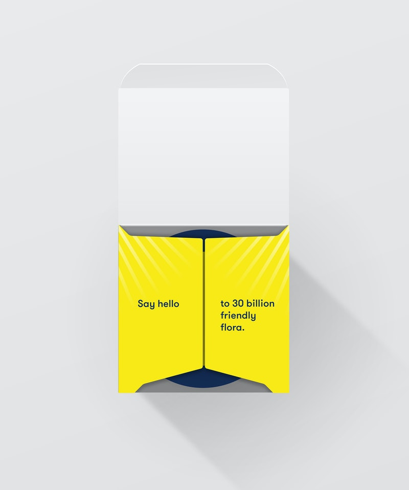 Office Renew Life Packaging - Inside Flaps