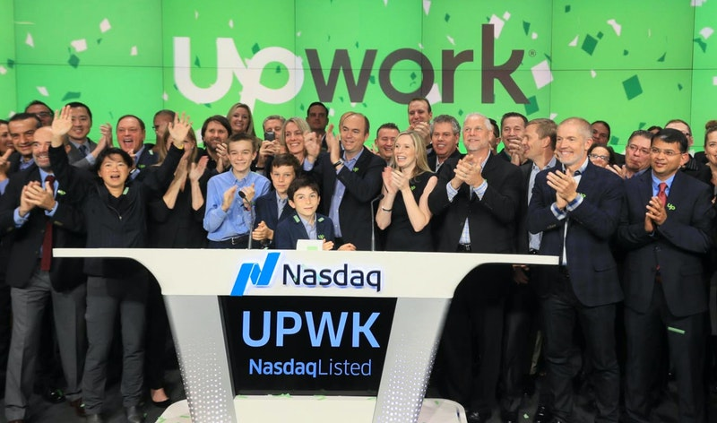 Office Upwork 13 Stock
