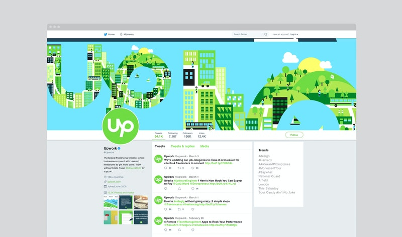 Office Upwork 8 Website