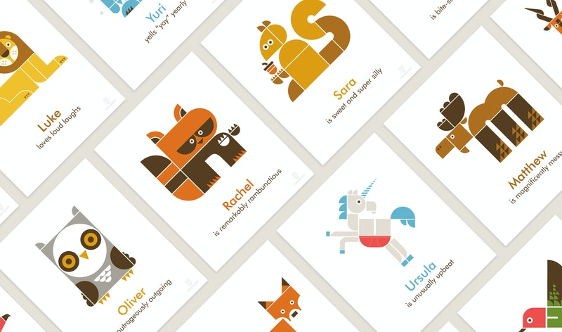 Office WeeSociety WeeAlphas Posters - Custom - Grid