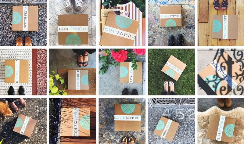 Office Stitch Fix 3 Packaging