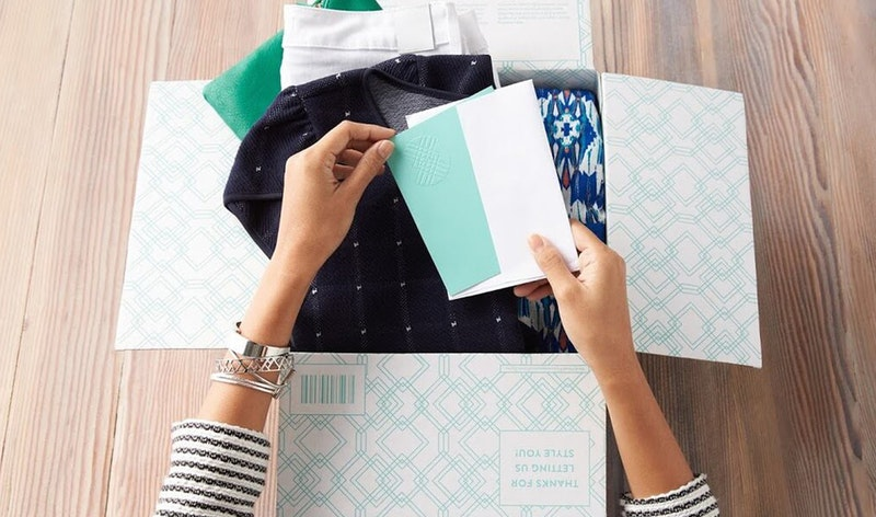 Office Stitch Fix 6 Packaging Unboxing