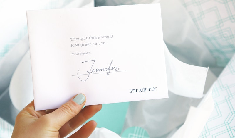Office Stitch Fix 7 Packaging Unboxing